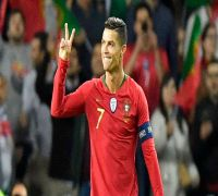 Watch: Cristiano Ronaldo Scores Stunning Hat-Trick As Portugal Thump Lithuania 6-0 In Euro Qualifier