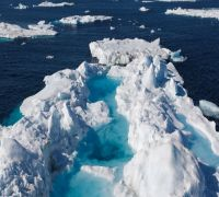 Antarctica May Drive Rapid Sea-Level Rise Under Climate Change: Study