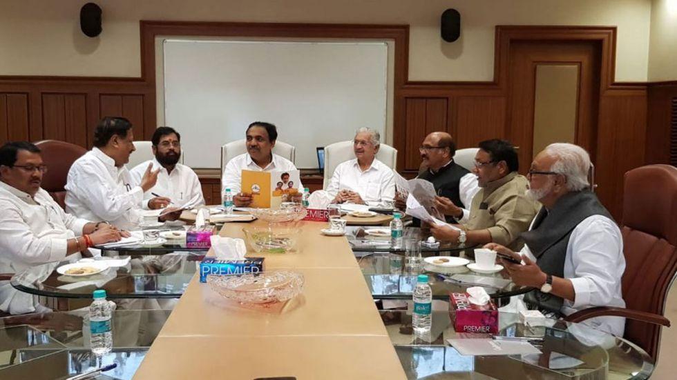 Maharashtra Logjam: Meeting between Governor and delegation of Congress-NCP-Shiv Sena postponed