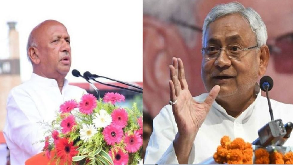 Roy said that his book launch with Nitish Kumar probably cost him the party nomination.
