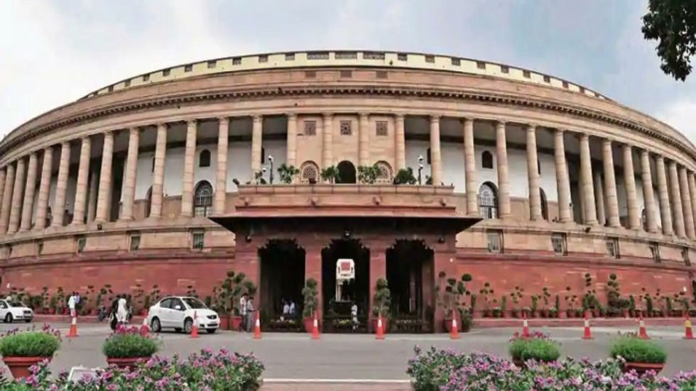 Winter session of Parliament begins Monday