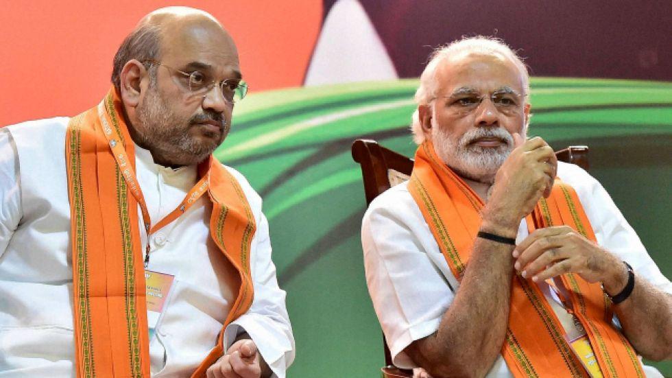 PM Narendra Modi talked to Amit Shah just after meeting Sharad Pawar