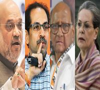 Maharashtra: Amit Shah To Present Report On President's Rule; Congress-NCP Meeting Today
