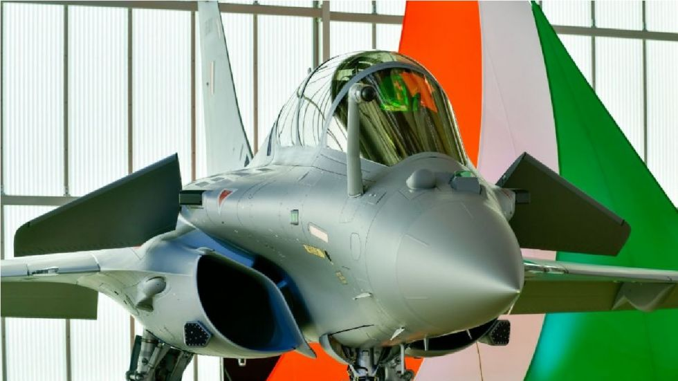 Three Rafale Fighter Jets Handed Over To Indian Air Force: Centre Tells Parliament