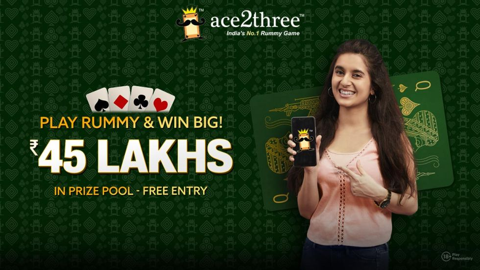 Ace2Three is the leader in the world of online rummy. With more than 13 million users, Ace2Three is the final destination for all card lovers.