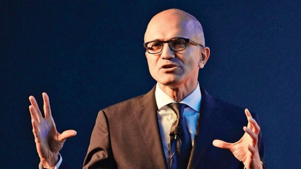 Satya Nadella has been at the helm of Microsoft since 2014
