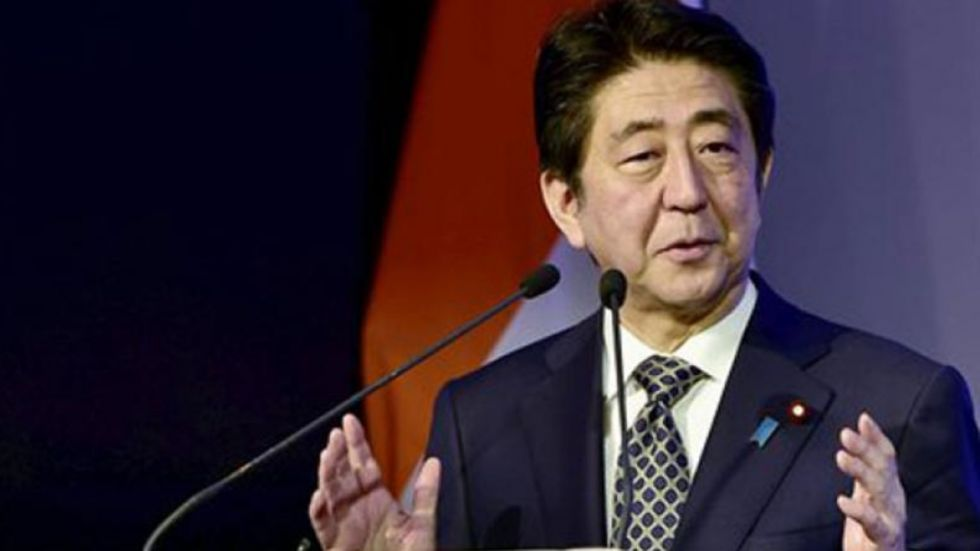 Shinzo Abe Becomes Japan's Longest-Serving Prime Minister