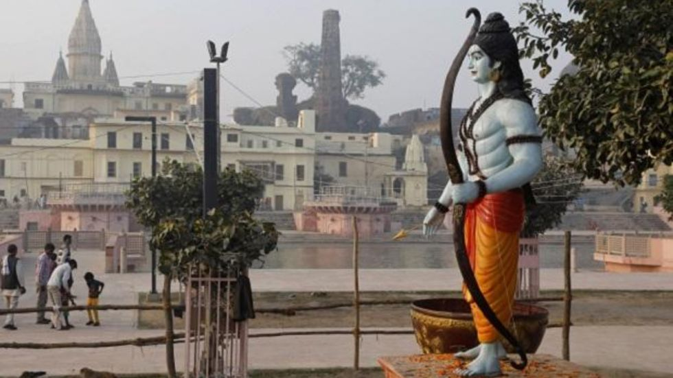 Ram Lalla was first represented by a next friend in 1989, when Devki Nandan Agarwal, a judge of the Allahabad High Court, filed a petition in the Faizabad district court in connection with the Ayodhya dispute.