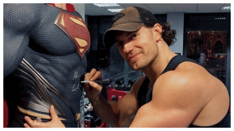 Henry Cavill Was Once Called 'Chubby' For A Role