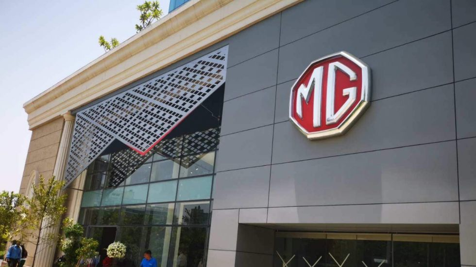 MG Motor India Installs First Fast-Charging Station In Gurugram