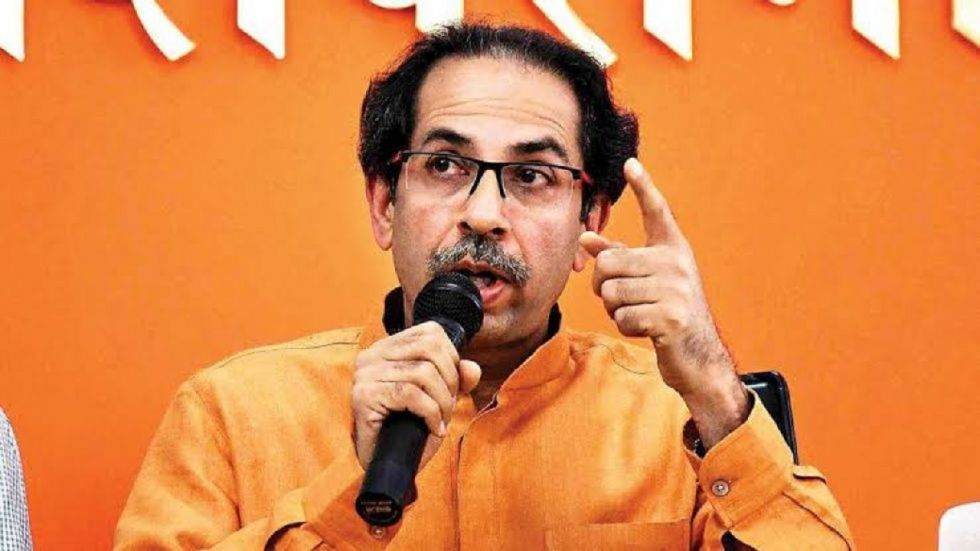 """The Shiv Sena on Thursday targeted the Modi government over Delhi police's """"inhuman"""" lathicharge on JNU students."""