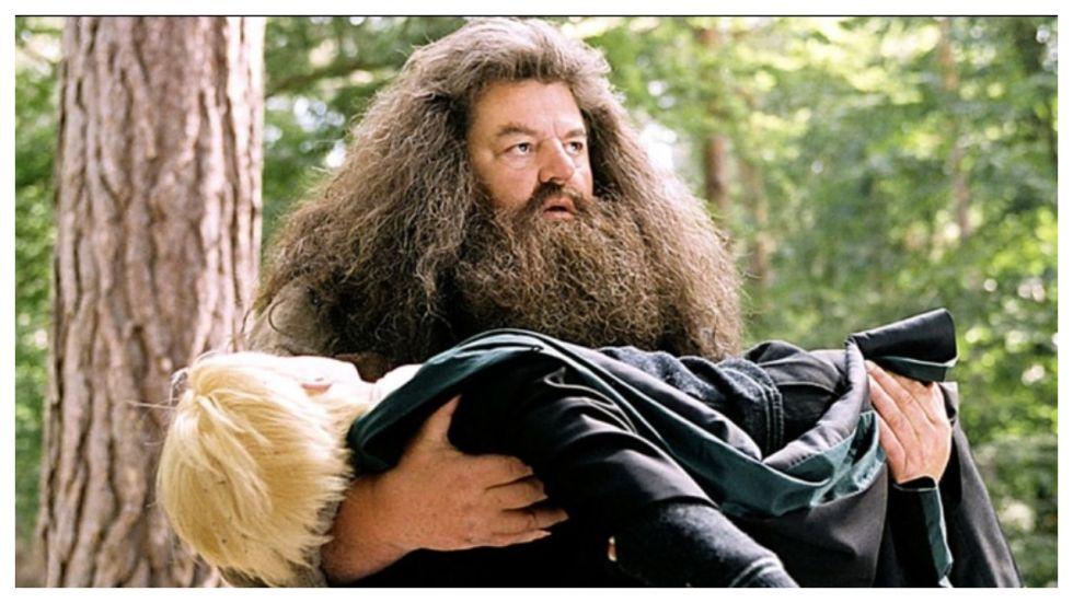 Eddie Redmayne Wants 'Hagrid' to star in 'Fantastic Beasts 3'
