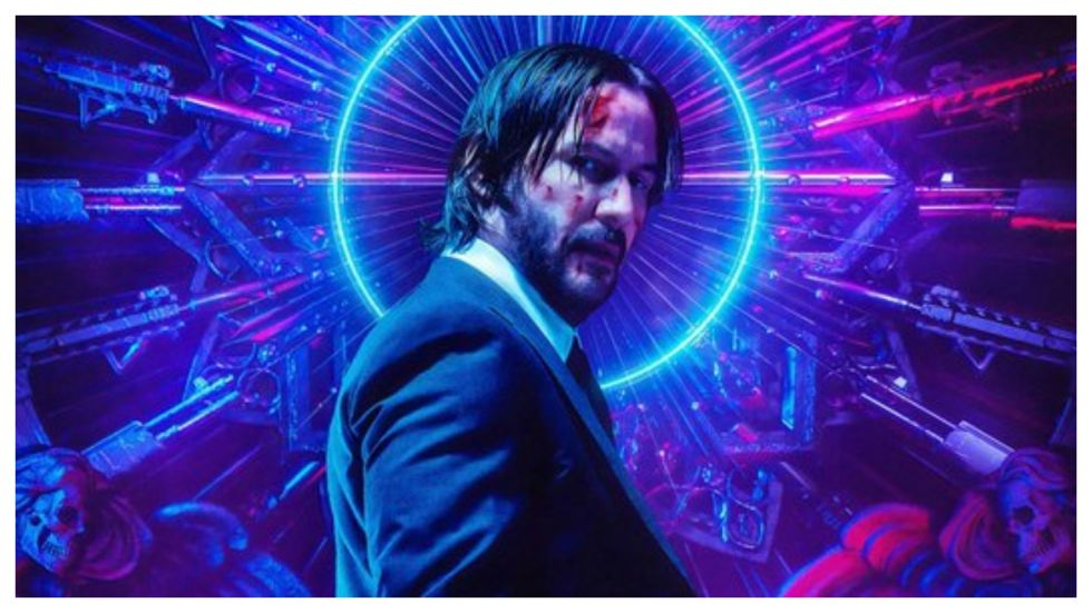 Keanu Reeves 'Superhero' Movie At 'Formative Stage'