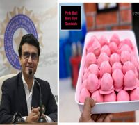 Kolkata Turns Pink To Mark India's First Ever Day-Night Test, Sourav Ganguly Tweets Videos, Pics