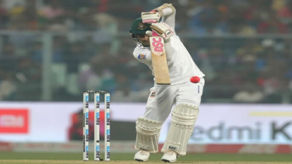 India Vs Bangladesh Pink Ball Test, Day 2