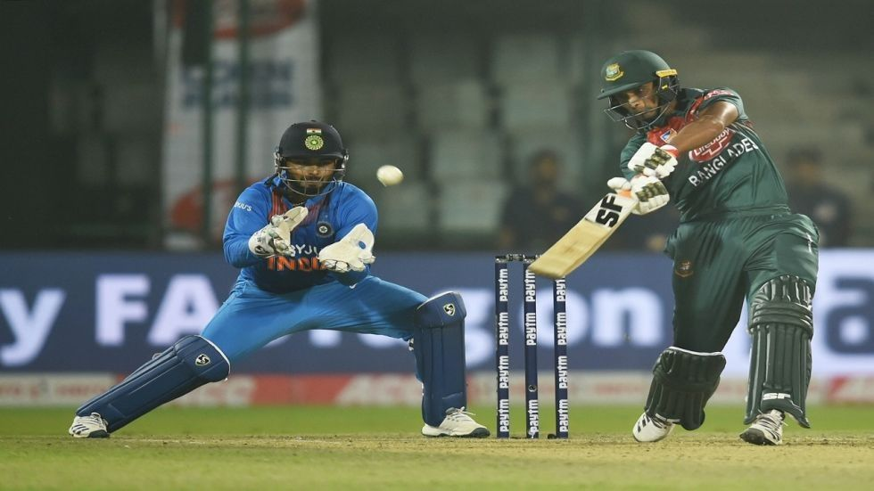 Pant will play all the six matches (3 T20s and 3 ODIs) against the West Indies.