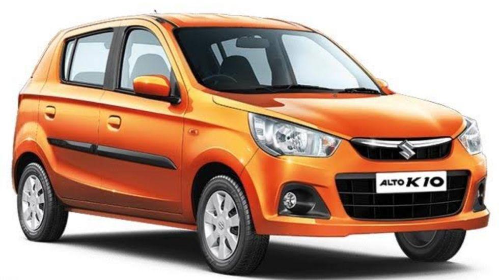 At least 38 Lakh Units Of Maruti Suzuki Alto Sold (Image: Maruti Suzuki Alto K10)