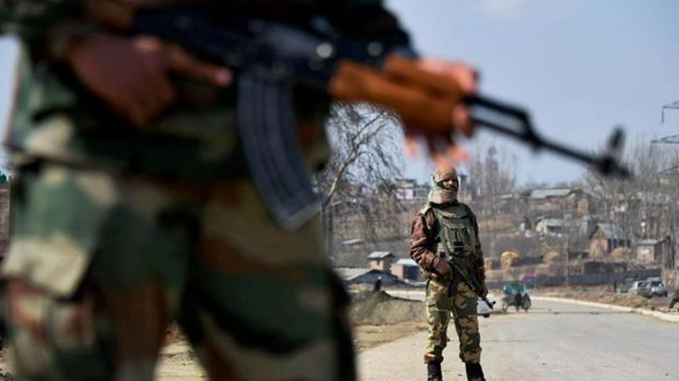 The Jammu and Kashmir Police has issued an advisory asking people in the Valley not to venture inside encounter zones due to the danger posed by stray explosive materials.