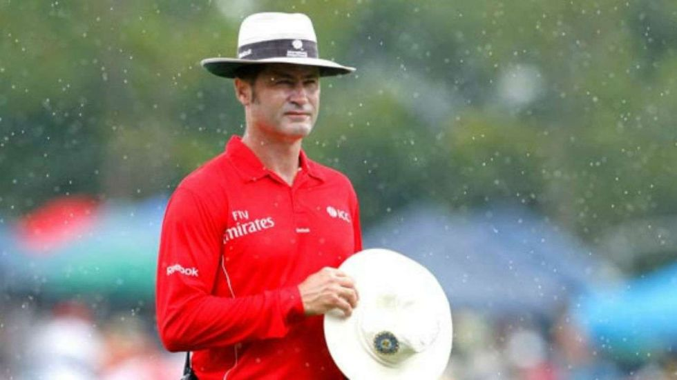 After his retirement in 2012, the 48-year-old Taufel served as ICC's umpire performance and training manager until October 2015.