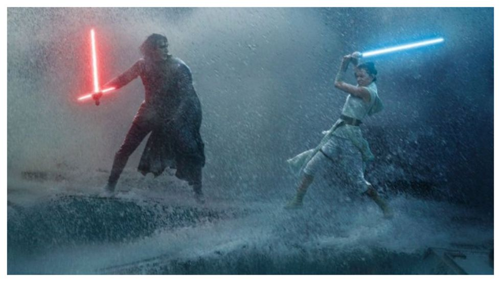 Star Wars Director Almost Lost Entire Script Of 'The Rise Of Skywalker'