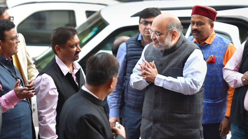 SPG cover will also be given to a former Prime Minister and his family, living at a residence allotted by the government, for a period of 5 years, AMit Shah told the Lower House.