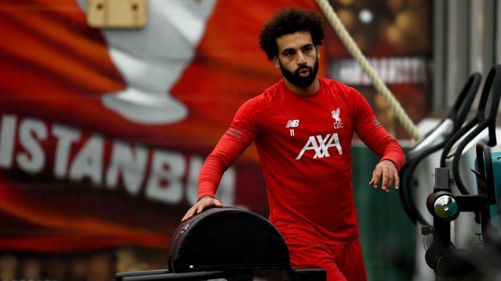 'Mo Salah looks really good,' Klopp has said.