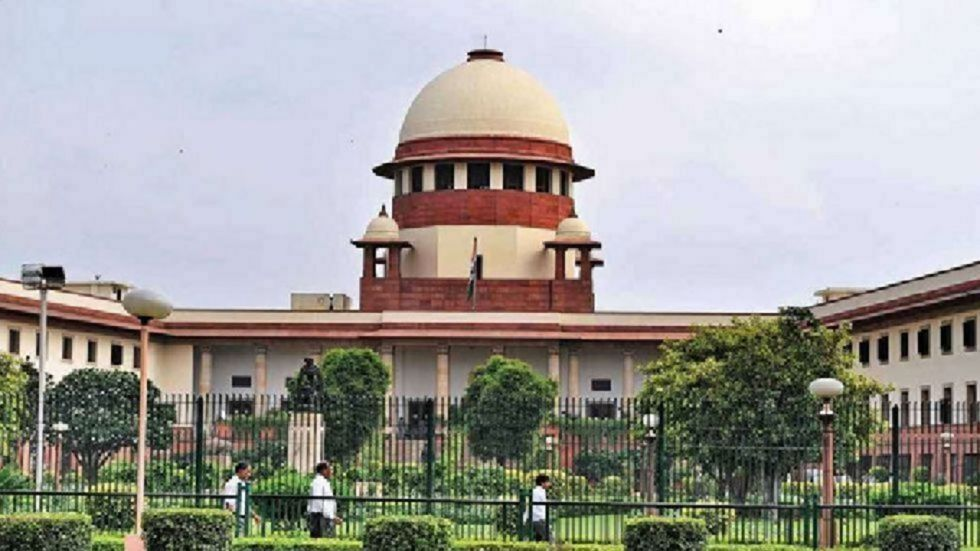 The Supreme Court's verdict on Ayodhya case was pronounced on November 9.