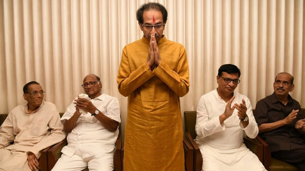Uddhav Thackeray will be the first member from his family to take over the top job in Maharashtra.