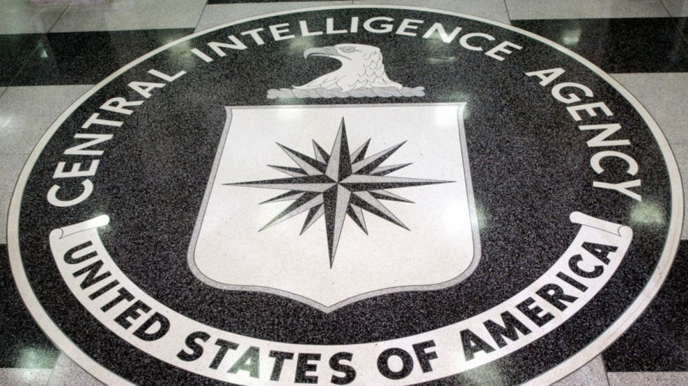Iran Arrests Eight 'Linked To CIA' During Unrest (Representative Image: CIA's logo)