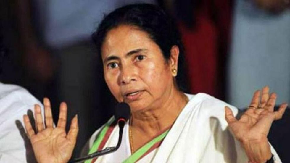 CM Mamata Banerjee also accused the Congress and CPI(M) of helping the BJP in West Bengal.
