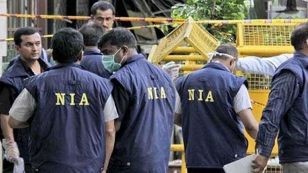 NIA sleuths on Saturday conducted searches in Thanjavur and Tiruchirappalli.