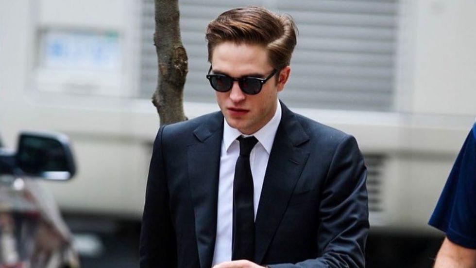 Pattinson's last acting gig was Robert Eggers'