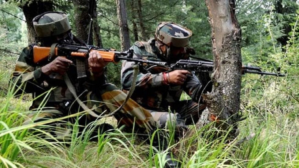 On Saturday, the Pakistan Army targeted forward posts and villages along the Line of Control in Jammu and Kashmir's Poonch district
