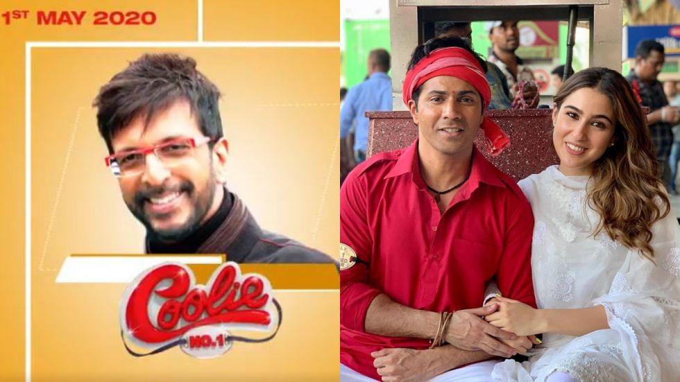 Jaaved Jaaferi Joins Varun Dhawan And Sara Ali Khan's Coolie No. 1
