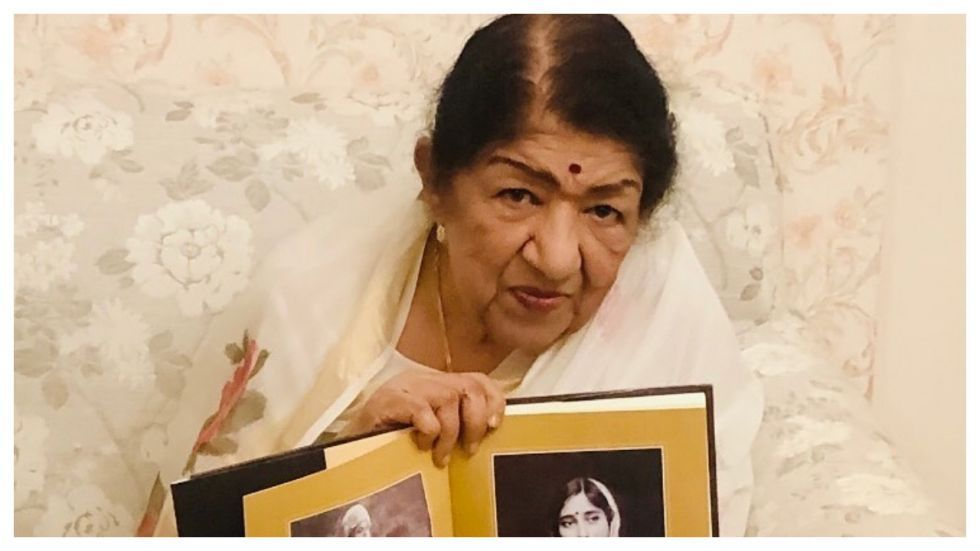 Lata Mangeshkar was admitted to the Breach Candy Hospital on 11 November.
