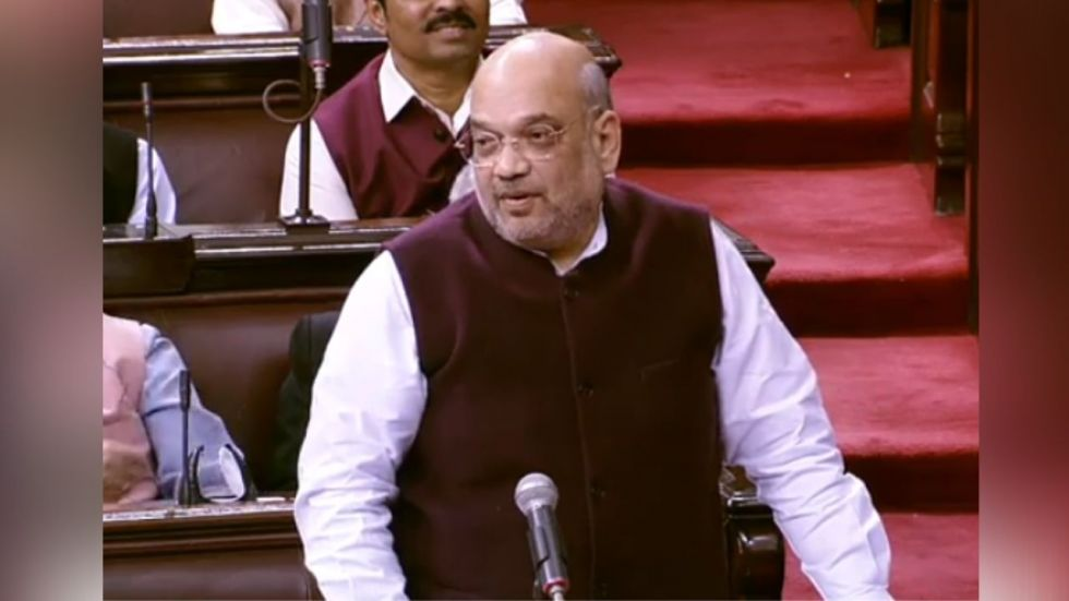 Amit Shah says SPG Bill not focused on Gandhi family
