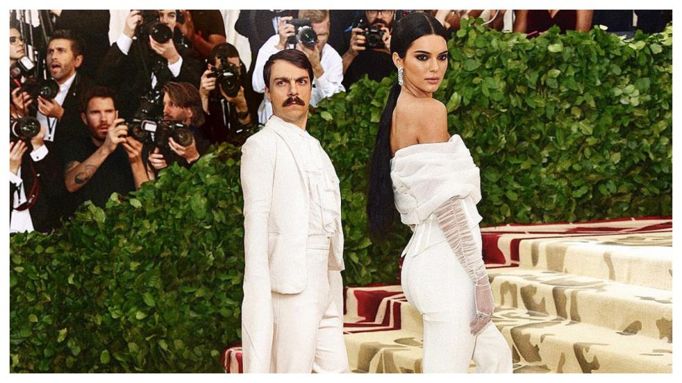Kendall Jenner's Parody Twin Brother Kirby Jenner Given Own Show