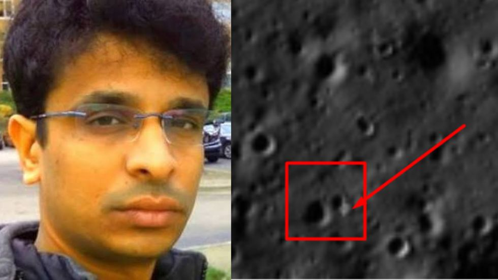 Chennai-Based Engineer Shanmuga Subramanian Helps NASA Find ISRO's Vikram Lander