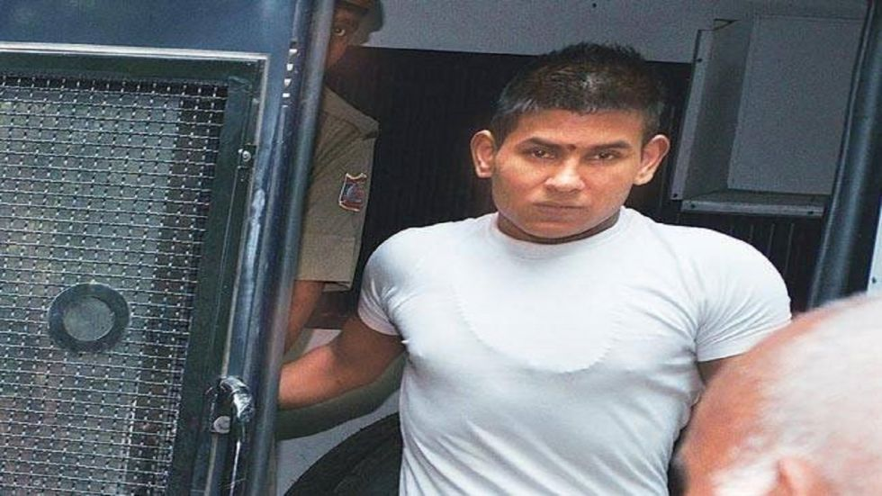 Vinay Sharma is one of the convicts facing the gallows for the gang-rape and murder of a 23-year-old paramedic student.