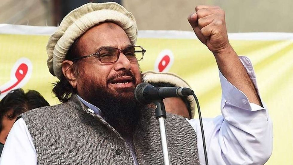 The US Department of the Treasury has designated Hafiz Saeed as a Specially Designated Global Terrorist.