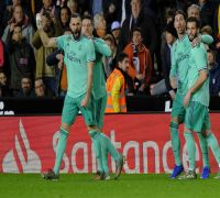 Karim Benzema Salvages Draw For Real Madrid As El Clasico Contest Looms