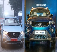 MG ZS EV Vs Tata Nexon EV: Two Upcoming Electric Cars COMPARED