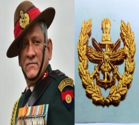 How New Uniform And Insignia Of CDS General Bipin Rawat Will Represent All Three Services