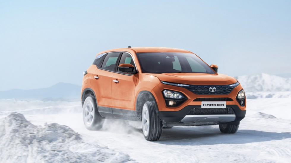 Over 15,000 Units Of Tata Harrier Sold In 1 Year