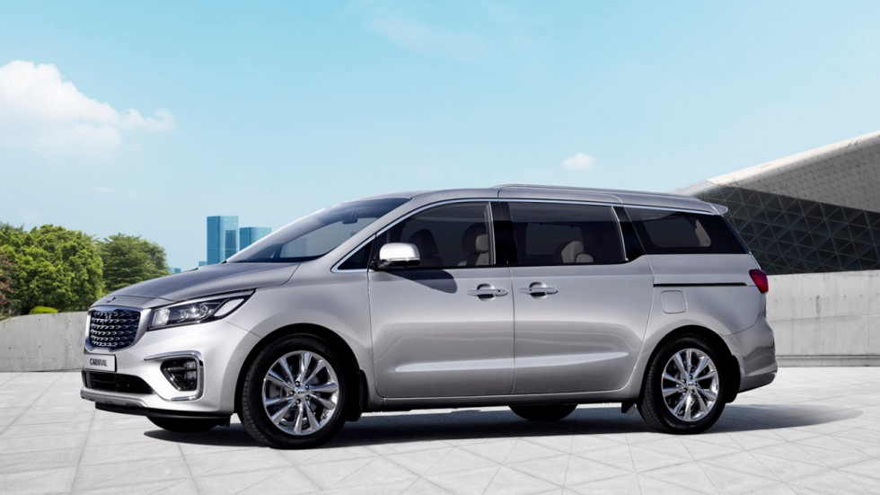 Kia Carnival To Be Launched In India At 2020 Auto Expo