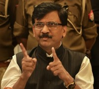 Valley Free Of Restrictions: Shiv Sena's Sanjay Raut On 'Free Kashmir' Poster At Gateway