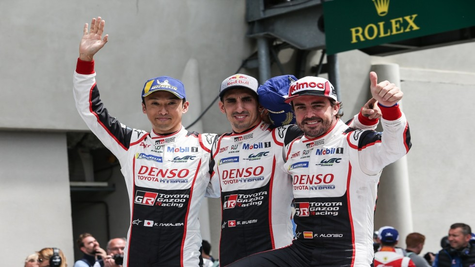 Fernando Alonso has managed three top 10 finishes over the first six stages of the Dakar Rally.