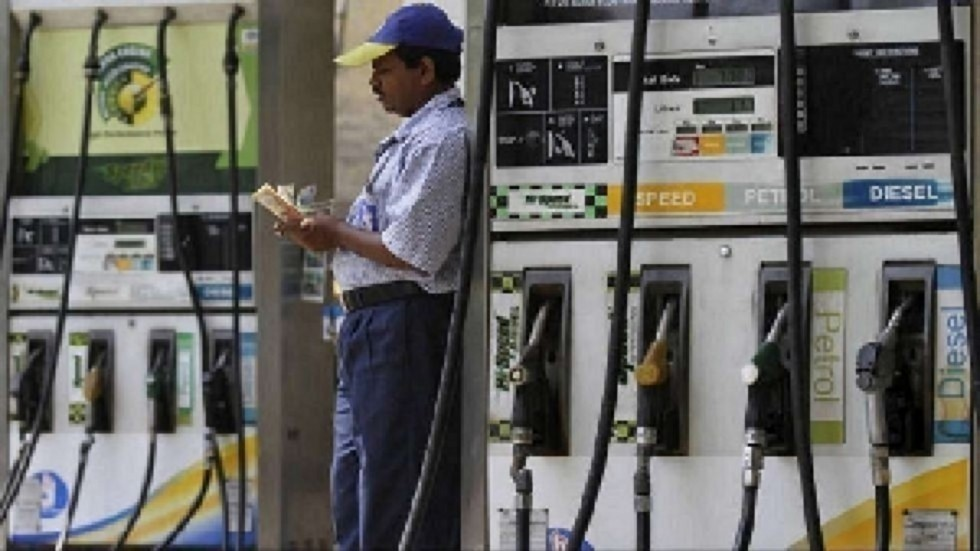 The price of petrol in Gurugram is Rs 75.16 a litre while diesel was selling at Rs 67.93 a litre.