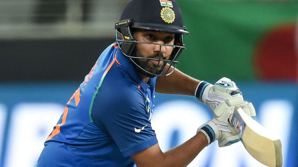 Rohit Sharma was rested for the T20 series against Sri Lanka