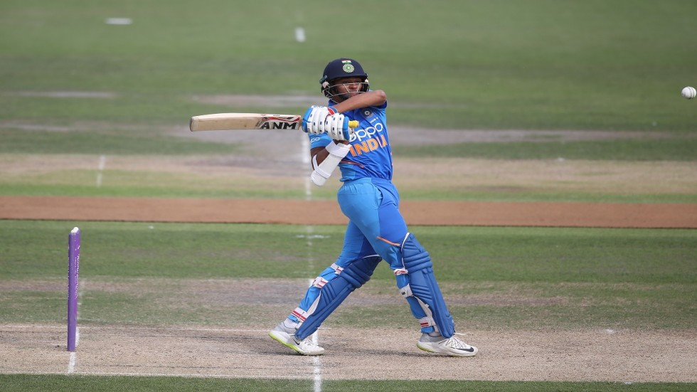 Yashasvi Jaiswal slammed a fifty and he was well supported by Tilak Varma in the warm-up against Afghanistan in the Under-19 World Cup.